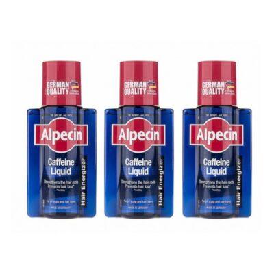 پک محلول تقویت کننده مو آلپسین مدل Caffeine