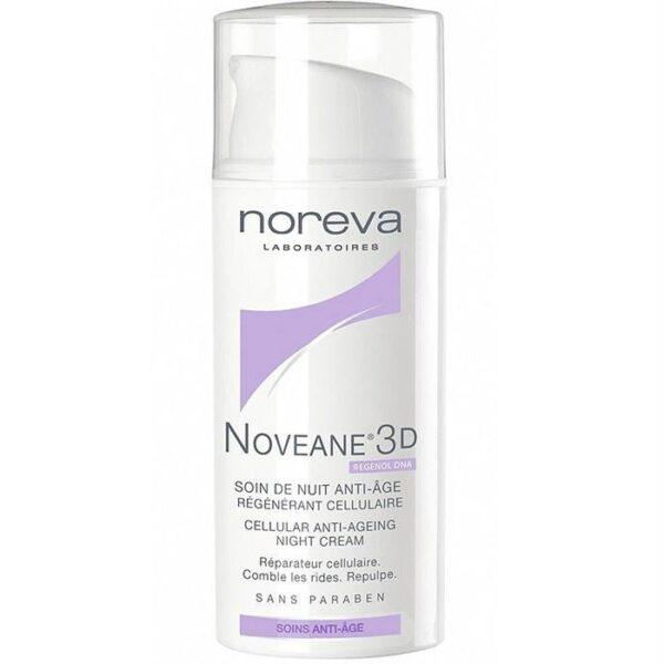 55353 600x600 - کرم ضد چروک شب نوروا سری Noveane 3D حجم 30 میلی لیتر