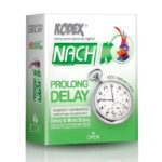 کاندوم کدکس مدل Prolong Delay بسته 3 عددی